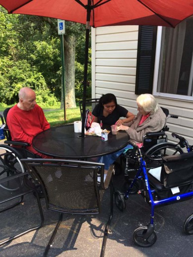 maryland aging in place care