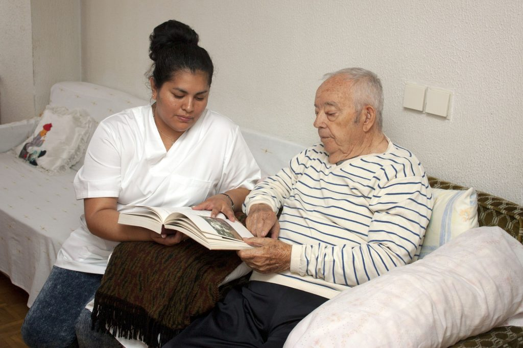 Activities for people with Alzheimer's