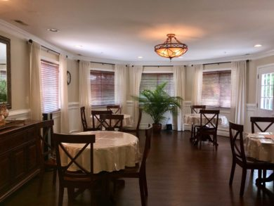 Pine Hill Dining Room, maryland assisted living