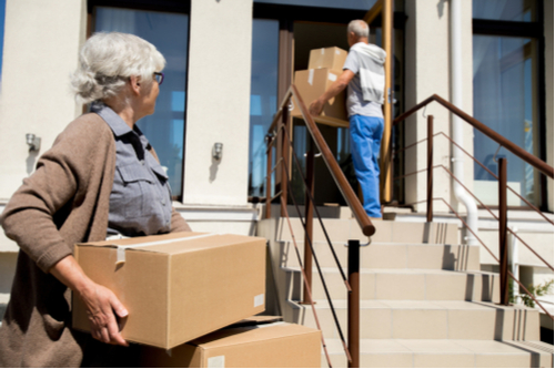 Moving Day Assisted Living Seniors