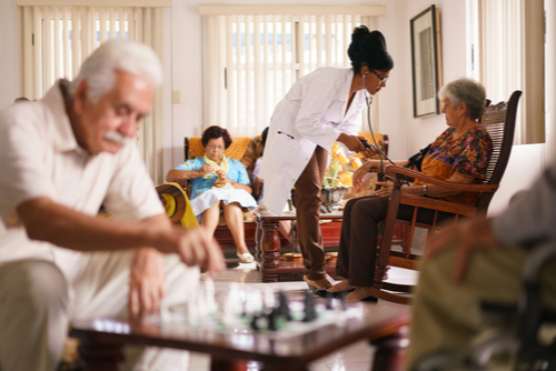 senior care provider assisted living