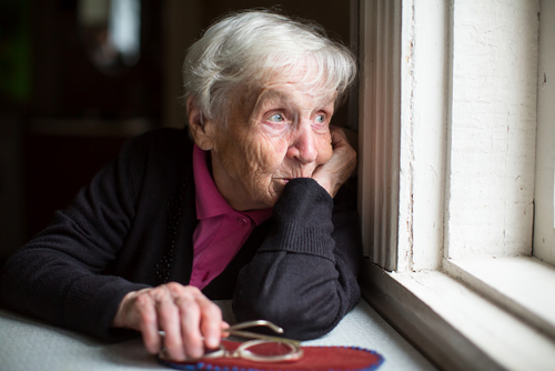 senior isolation