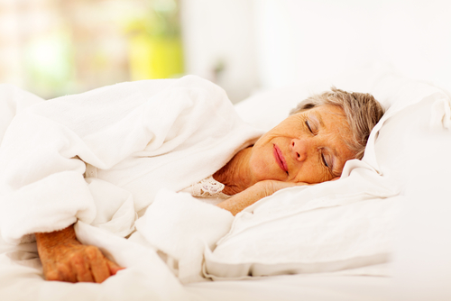 senior sleep tips post image - Kenwood Care Assisted Living in Maryland