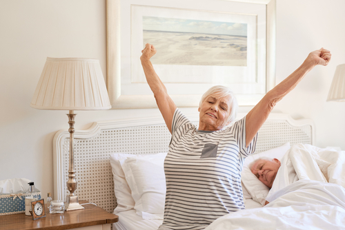 better sleep for seniors